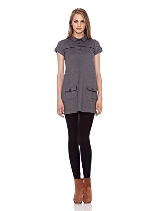 Pepe Jeans London Vestido Blues (Gris)