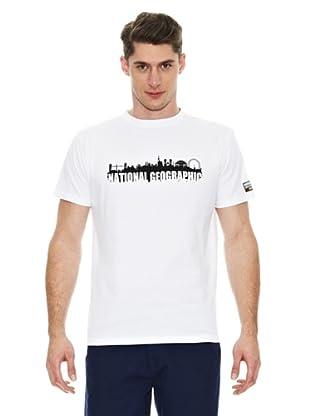 National Geographic Camiseta London (Blanco)