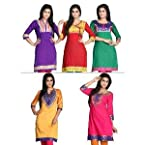 Collection of Designer Kurtas by Asmitas
