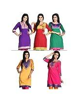 Collection of Designer Kurtas by Asmitas