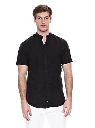 Springfield Camisa Verano Ba Lino Mao S/S