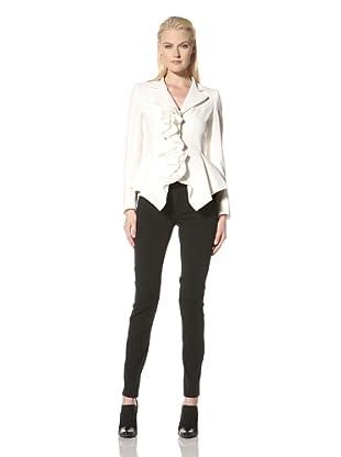 ALTUZARRA Women's Dove Short Jacket (White)
