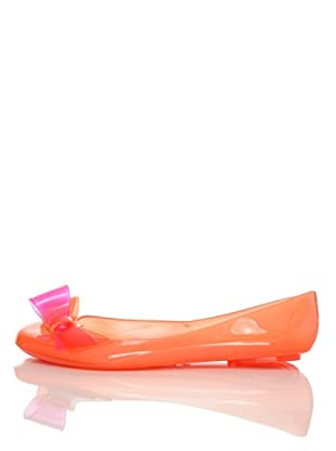 Furla Ballerina Jucca (coral/fuchsia)