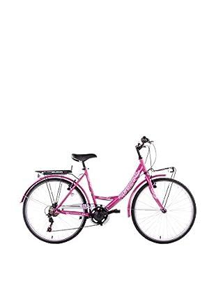 Schiano Cicli Bicicleta 24 Twister 06V Rosa