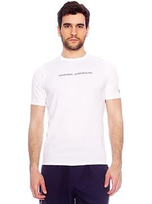 Under Armour Camiseta Touch (Blanco)