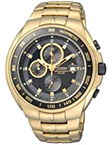 Citizen Analog Watch - For Men Golden-AN4012-51E