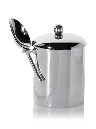 Lunares Ice Bucket with Scoop (Silver)
