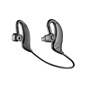 Plantronics BackBeat 903+ Earhook Stereo Bluetooth In-Ear Headphone with Mic