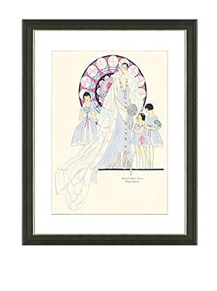 Art Source Wedding Fashion Print, Multi