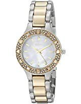 DKNY End of Season Chambers Analog Off-White Dial Women's Watch
