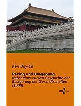 Peking und Umgebung. (German Edition)