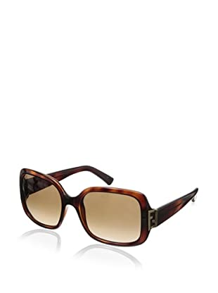Fendi Women's FS5234 Sunglasses, Havana