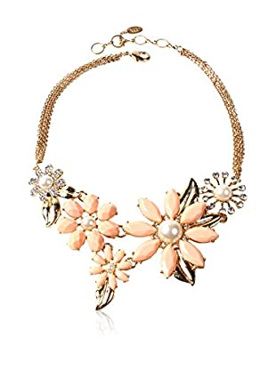Amrita Singh Collar Della Floral Bib