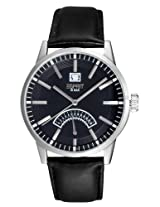Esprit Analog Black Dial Men's Watch - ES103651003