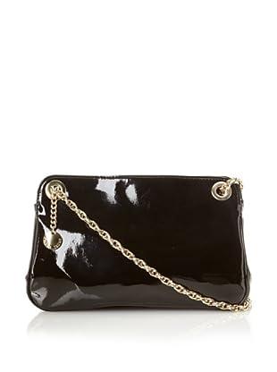 Ivanka Trump Women's Cynthia Framed Shoulder Bag, Black