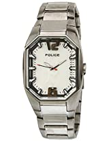 Police Analog Silver Dial Women's Watch - PL12895LS/04M