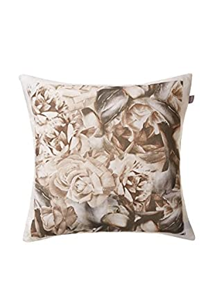 Belle Époque Home Concept Collection Moare Flower Decorative Pillow