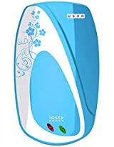Usha Instafresh 3-Litre 3000-Watt Instant Water Heater (Solid Cyan)