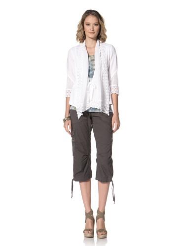 XCVI Women's Tybee Jacket (White)