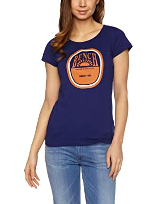 Camiseta Logo Jamie (Azul)