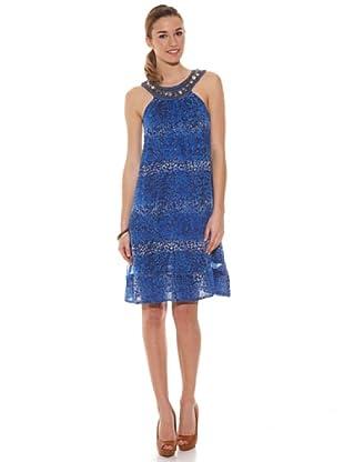 Hhg Vestido Marbelli (Azul)