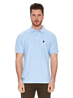 Polo Club Poloshirt kurzarm Small Horse Date