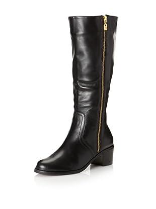 Kat Maconie Women's Elsa Long Boot (Black)