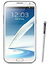Samsung Galaxy Note 2 GT-N7100 (Marble White)