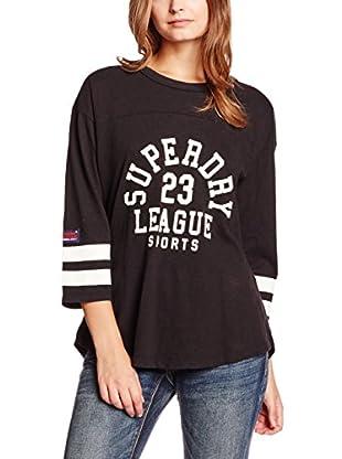 Superdry Bluse Tri League Baseball