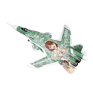 アイドルマスターシリーズ 1/72 Su-47 ベールクト アイドルマスター 星井美希 (SP280)