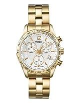 Timex E Class Analog White Dial Men's Watch - T2P058