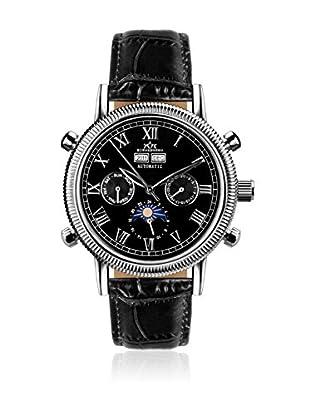 Hindenberg Reloj automático Man 260-H Air Classic Negro 44 mm