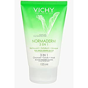 Vichy Normaderm 3 in 1 Cleanser, Normaderm 125 ml