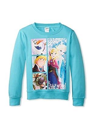 Frozen Girl's Embellished Sweatshirt
