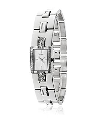 Guess Reloj de cuarzo Woman W75059L1 Plateado 35.00 mm17.8 x 35.5 mm