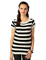 Allen Solly Nautical Striped Dapper Top