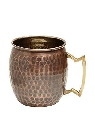 Old Dutch Hammered & Antiqued 16-Oz. Copper Moscow Mule Mug