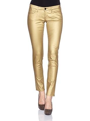 Mavi Pantalón Matrika (Dorado)