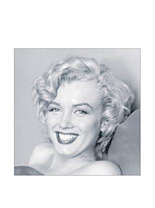 ArtopWeb Panel de Madera Anonymous Marilyn Monroe Smile