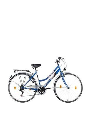 Schiano Fahrrad 28 Trekking  06V Shimano blau
