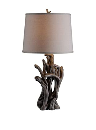 Design Craft Lighting Cast Away Table Lamp