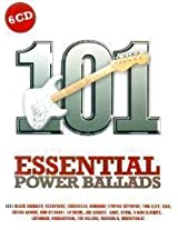 101 Essential Power Ballad