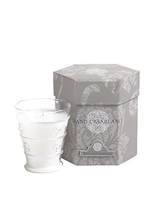 Zodax Grand Casablanca Himalayan Camellia Candle Jar