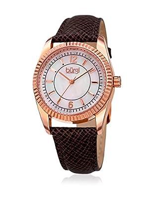 Bürgi Uhr mit japanischem Quarzuhrwerk Woman 36mm