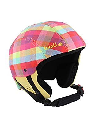 BOLLE Casco de Esquí V51Sb Bliss'10 - Plaid