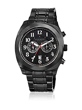 Akribos XXIV Reloj de cuarzo Man AK624BK 49 mm