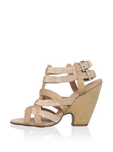 Madison Harding Women's Gayle Sandal (Clay)