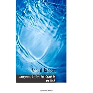 【クリックでお店のこの商品のページへ】Annual Repport [ペーパーバック]