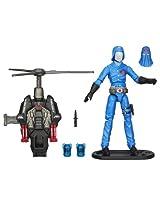 "G.I. Joe Cobra Commander 3.75"" Action Figure"