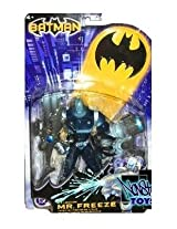 2003 BATMAN'S MR FREEZE WITH ICE CANNON